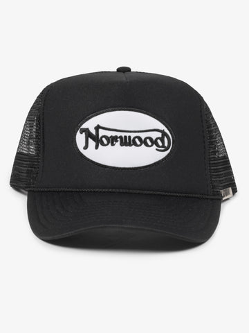 NORWOOD LOGO TRUCKER HAT