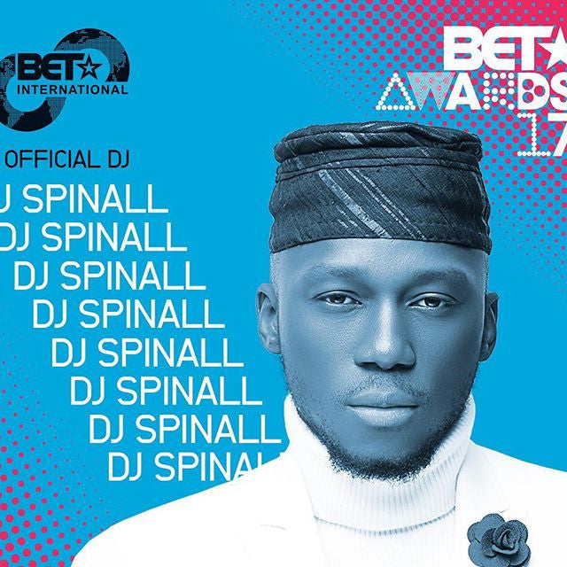 DJ Spinall Announced as Official DJ for BET International Awards 2017