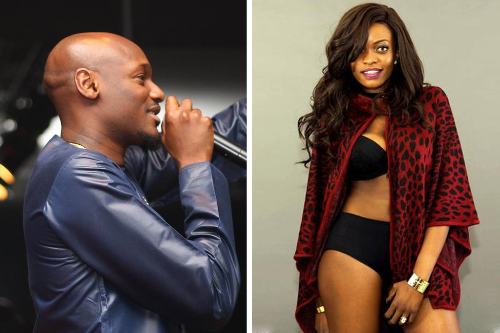 Montess and 2Baba Win at AFRIMA