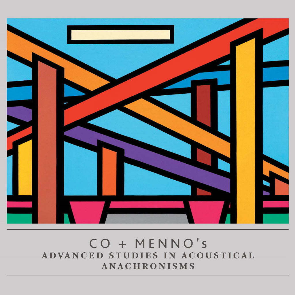 Co & Menno - Advanced Studies in Acoustical Anachronisms