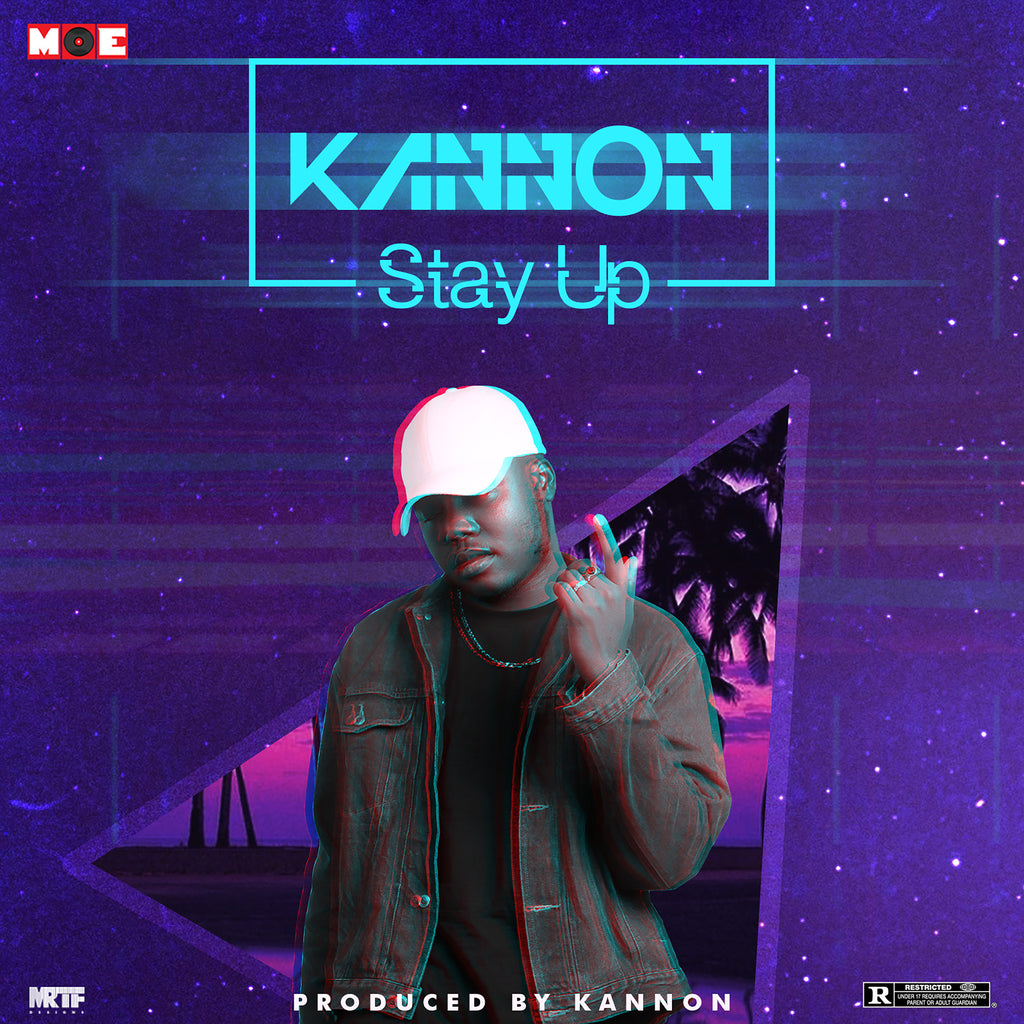 Kannon - Stay Up