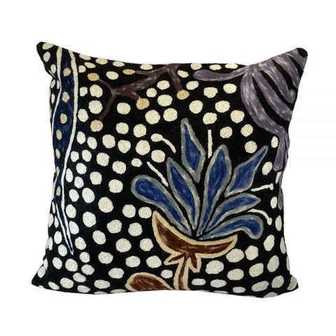 Cushion (filled) - Aboriginal Artist - Bianca Gardiner-Dodd