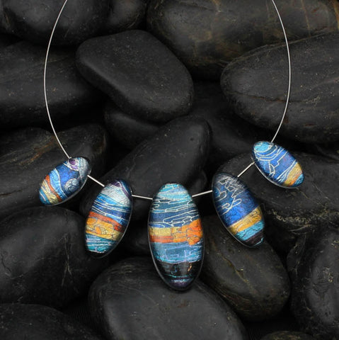 Necklace - Indian Island - Kerry Madawyn McCarthy
