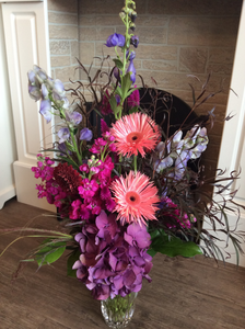 Mother's Day Bouquet in a vase $120