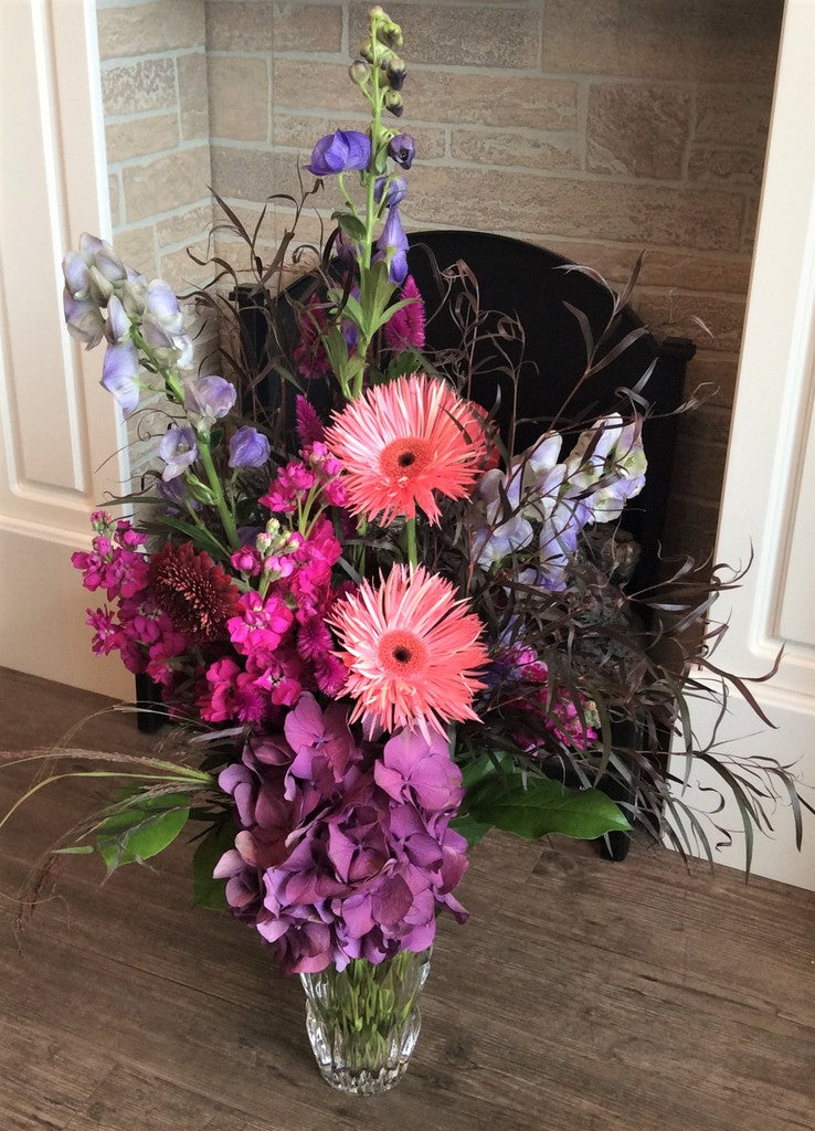 Mother's Day Bouquet in a vase $80