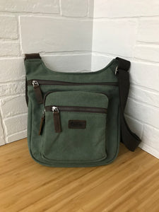 DaVan SSB014 Shoulder Bag - Green
