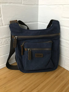 daVan shoulder bag - blue
