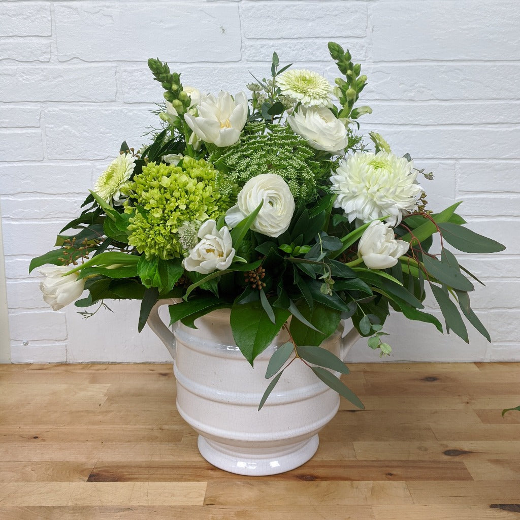 Weekly Arrangement In A Vase Subscription
