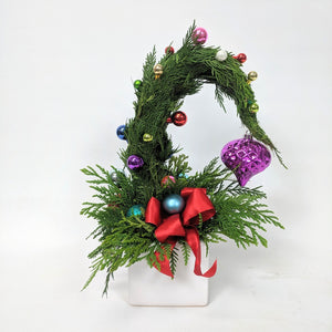 Xmas Grinch Tree - Small
