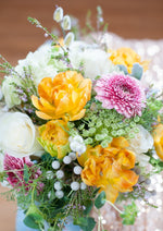 Load image into Gallery viewer, bridal bouquet & boutonniere package