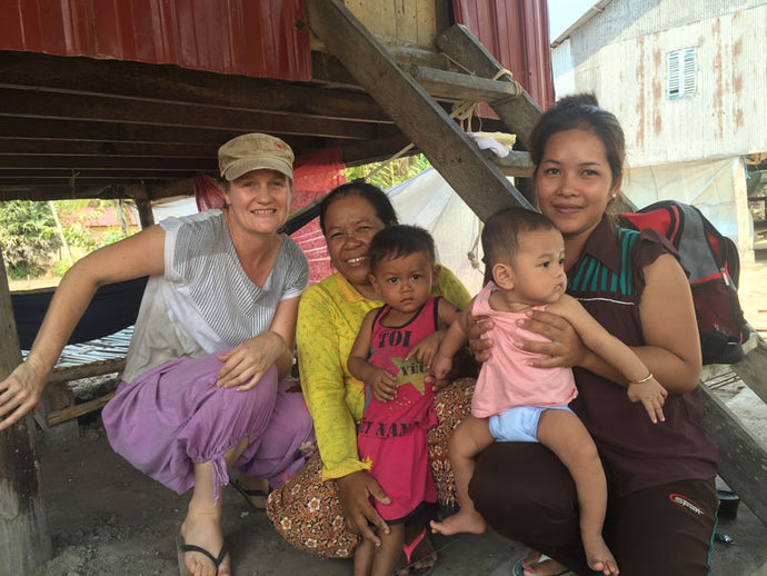 89.1FM Radio Feature: Stories Around the World - Travel and Work in Cambodia
