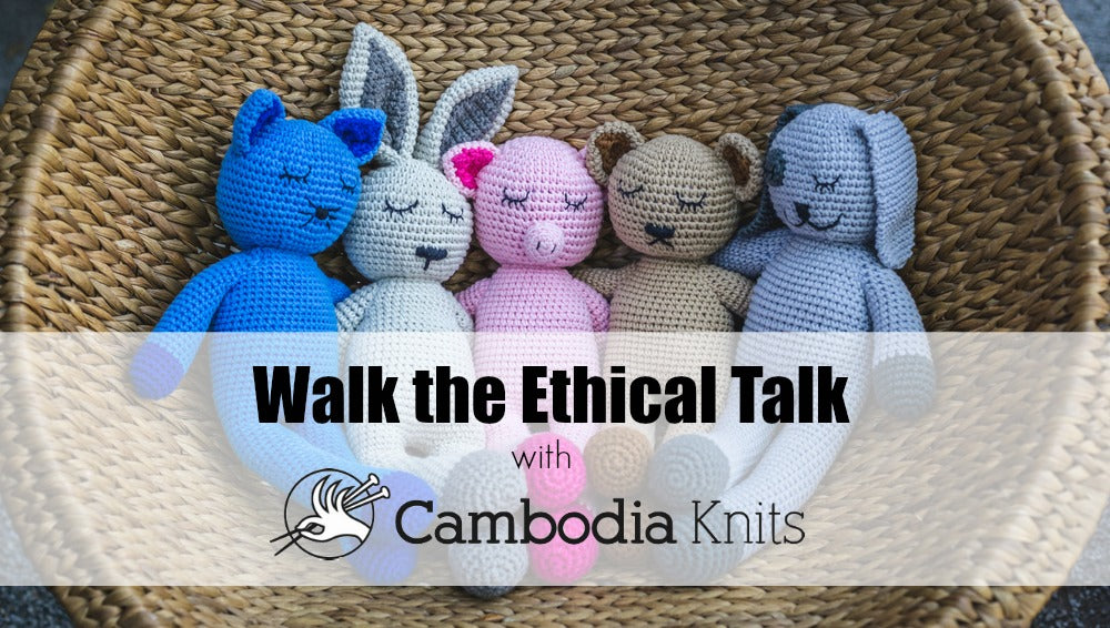 ethical trade Cambodia Knits