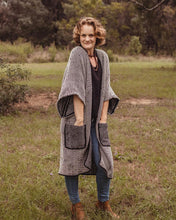 handwoven Chanlina jacket by tonle design cambodia