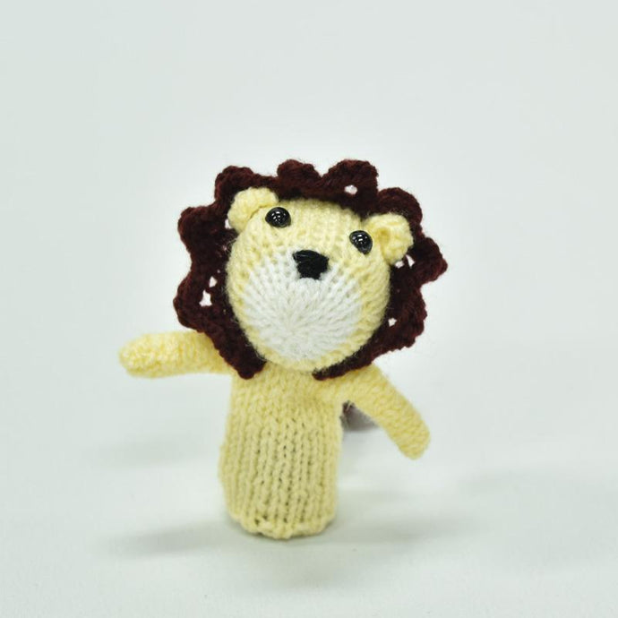 Lion Finger Puppets - Modimade