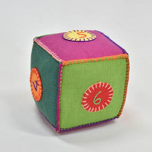 Dice with numbers - Modimade