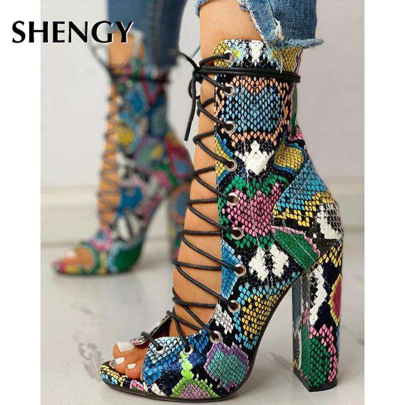 Pralin Fashion High Heels