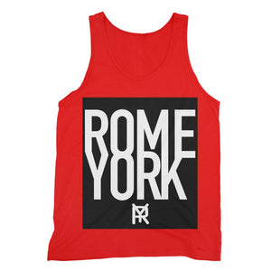 Rome York  Fine Jersey Tank Top - HCWP