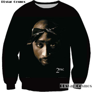 Tupac Shakur Long Sleeve