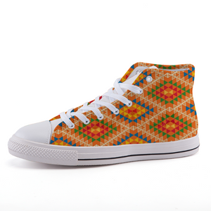Sweet Tribal fashion shoes - HCWP