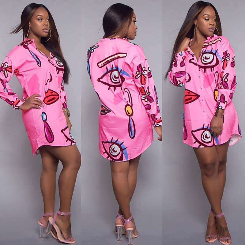 Shirt-Dress for Pretty Girls