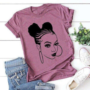 African Gyal T-shirt - HCWP