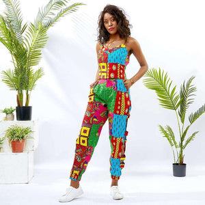 Afrodiciac 2 pieces Wax Fabric - HCWP
