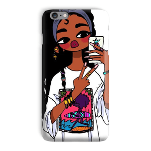 Afrogirl Phone Case - HCWP