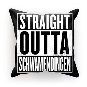 Str8 Schwamendingen Cushion