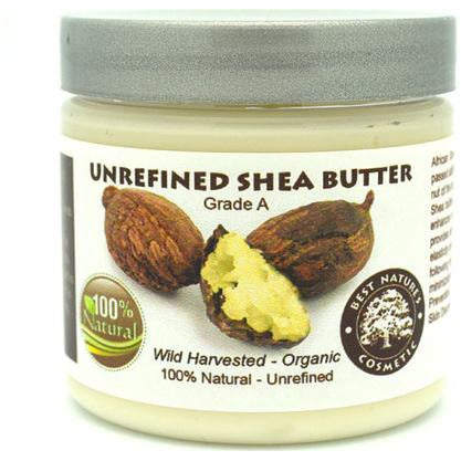 Pure shea butter beige organic, unrefined