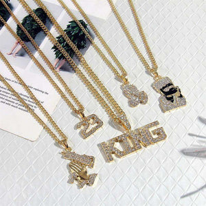 Jewelry Gold Long Chain Necklaces - HCWP