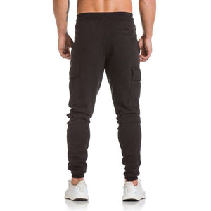 Men Trousers Harem Sweatpants Slacks Casual Jogger Dance Sportwear Baggy - HCWP