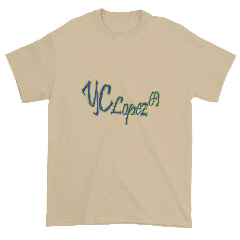 YC LOPEZ 69 Short sleeve t-shirt - HCWP