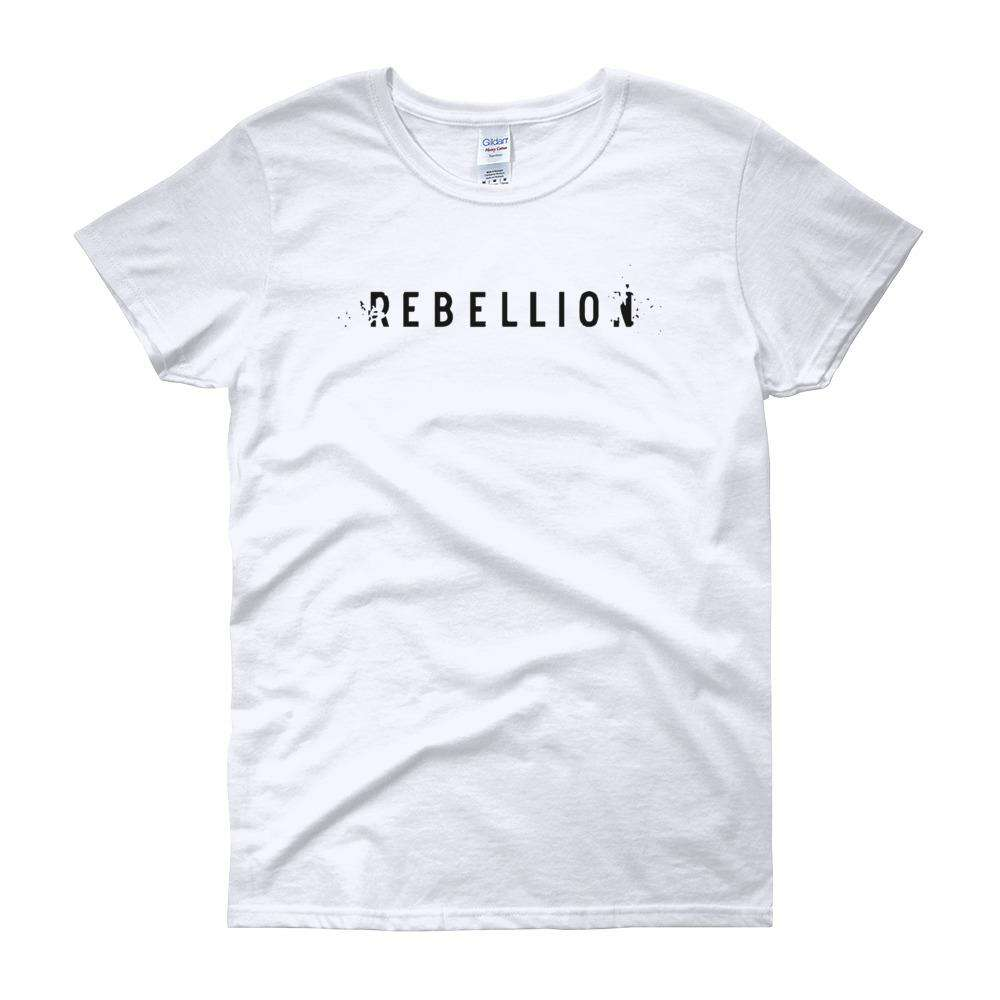 Rebellion Women's short sleeve t-shirt