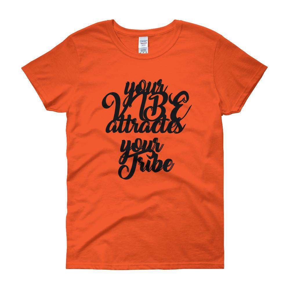 Your Vibe Women's short sleeve t-shirt
