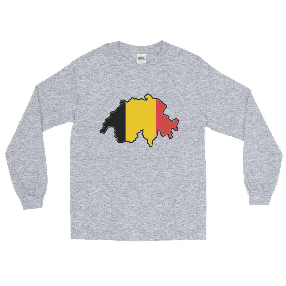 Swiss Belgia Long T-Shirt