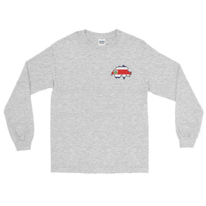 Swiss Costa Rica Long T-Shirt