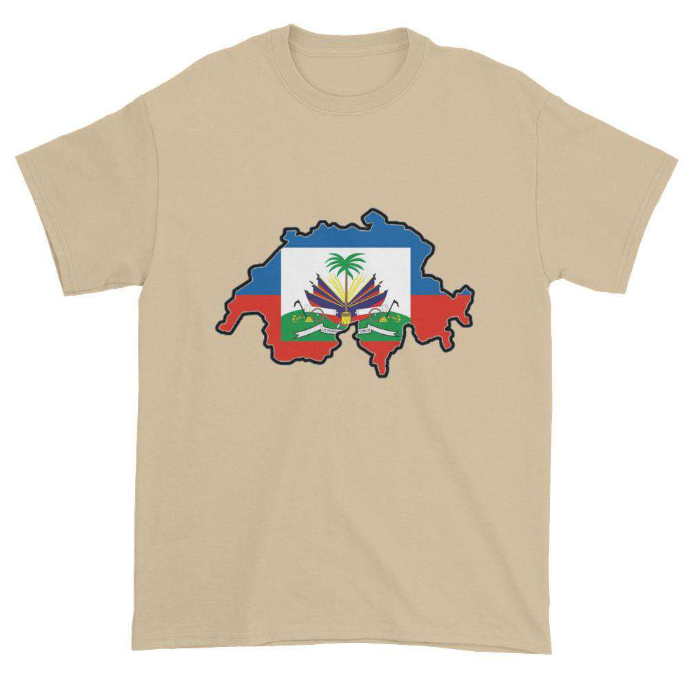 Swiss Haiti T-shirt