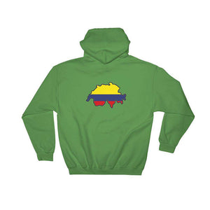 Swiss Colombia Sweatshirt