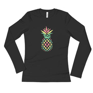 Piniata Ladies' Long Sleeve T-Shirt