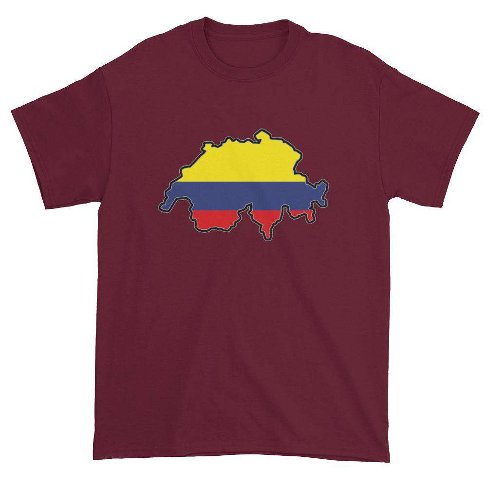 Swiss Colombia T-shirt