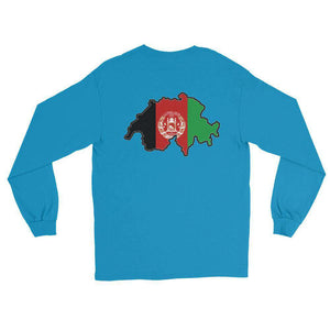 Swiss Afghanistan Long T-Shirt - HCWP