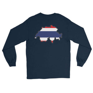 Swiss Thai Long T-Shirt - HCWP