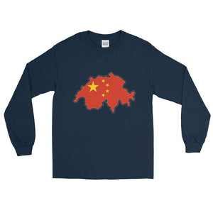 Swiss China Long T-Shirt