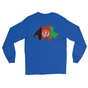 Swiss Afghanistan Long T-Shirt