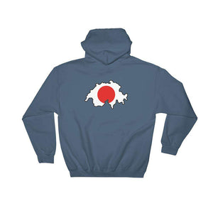 Swiss Japan Sweatshirt - HCWP