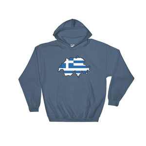 Swiss Greek Sweatshirt