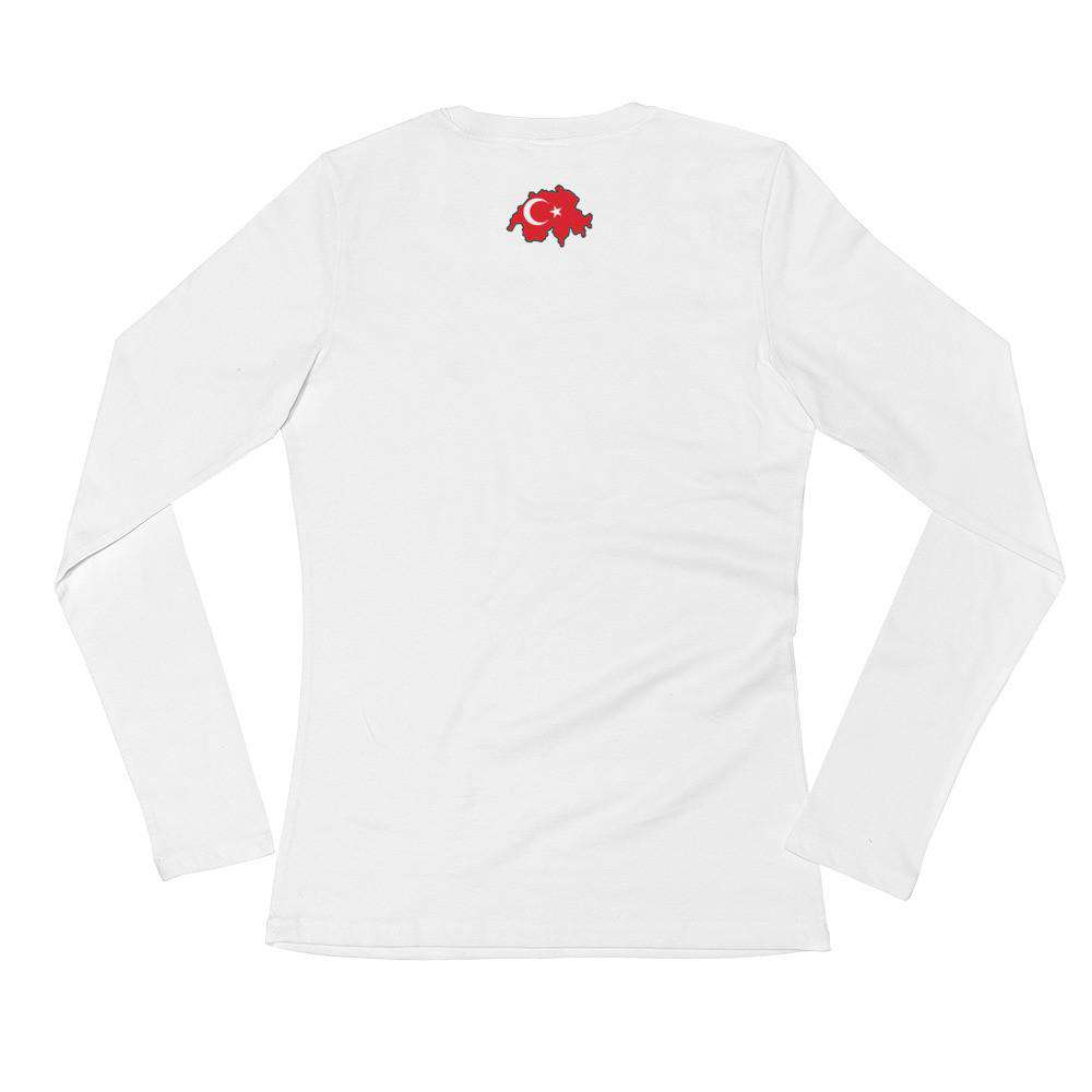Swiss Türkei Ladies' Long Sleeve T-Shirt