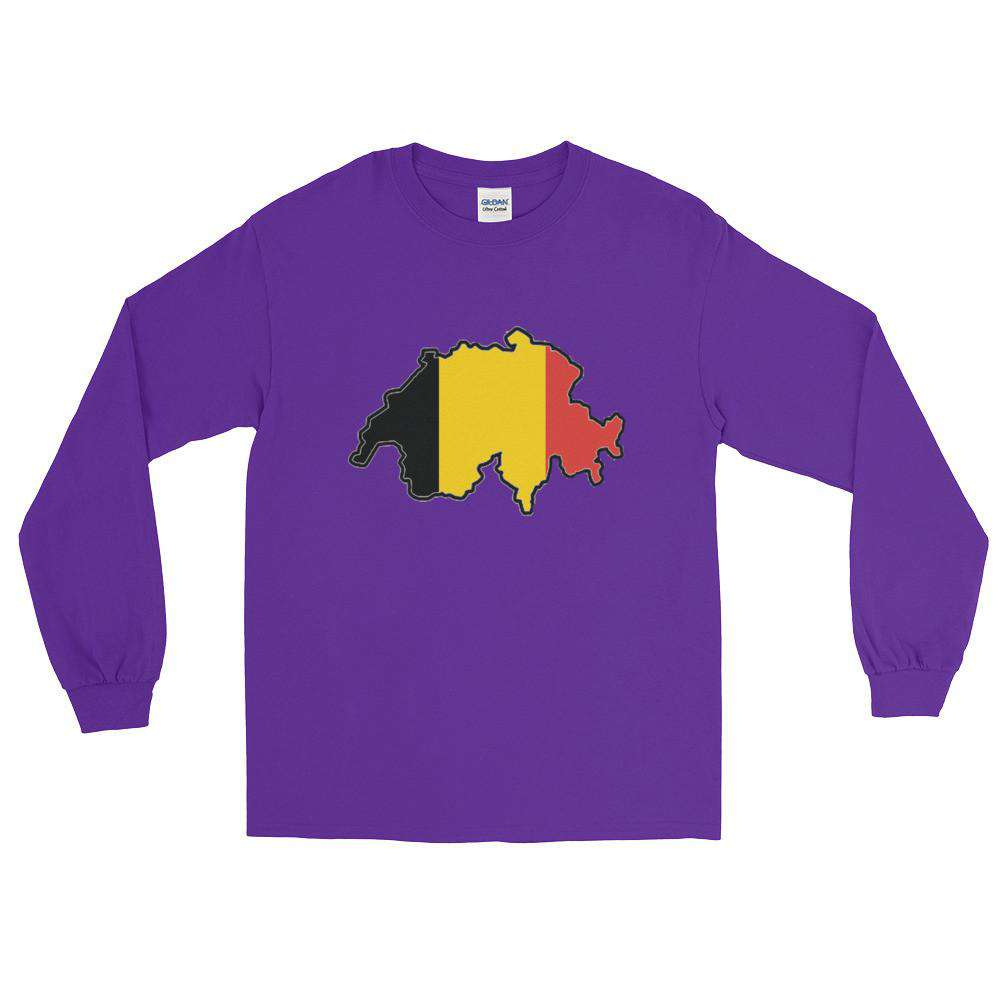 Swiss Belgia Long T-Shirt - HCWP