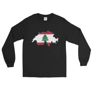 Swiss Lebanon Long T-Shirt