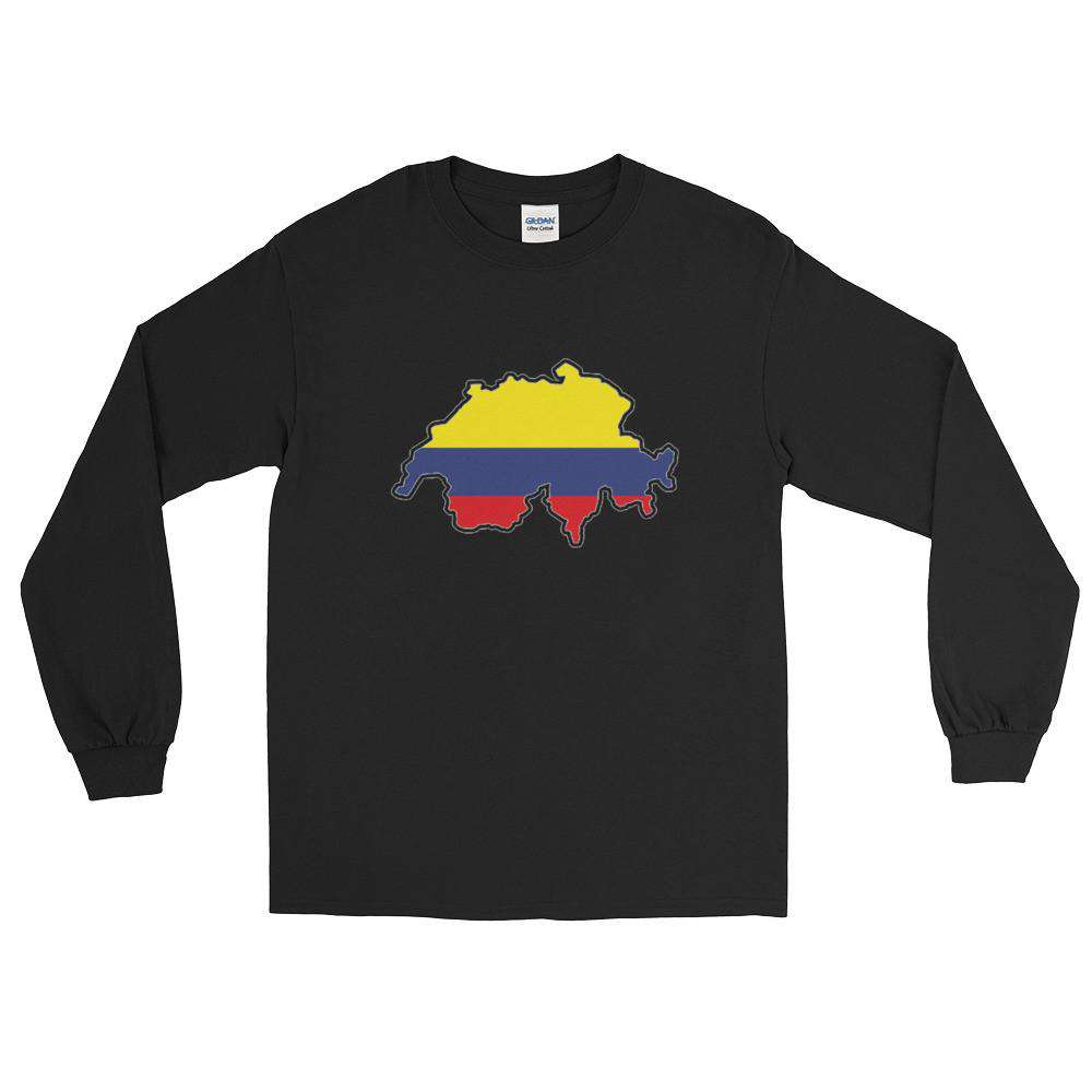 Swiss Colombia Long T-Shirt